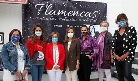 Ana Mar y Lourdes Pastor protagonizan del Primer Festival Flamencas contra las violencias machistas de Urrácal