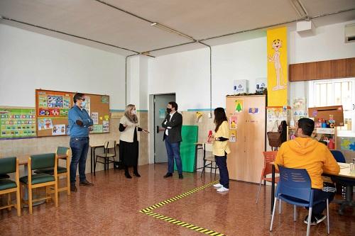 Diputación impulsa el proyecto de integración de Atención Autismo Almería