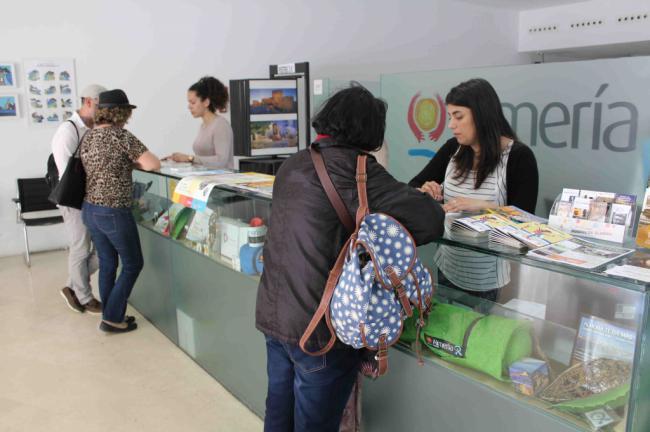 Aumentan el 7% los turistas que acuden a la Oficina Municipal de Turismo