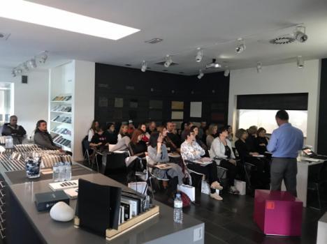 El lanzamiento de Dekton Stonika congrega a unos 1.700 profesionales