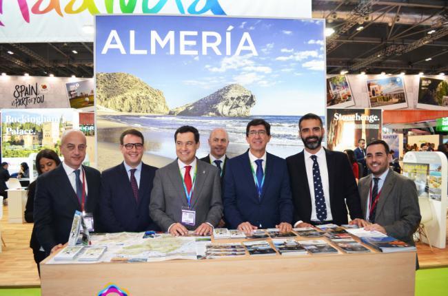 'Costa de Almería' viaja a la World Travel Market para incrementar el número de visitantes