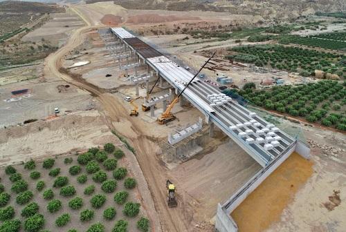 La Junta recibe 19 ofertas para el tramo de la Autovía del Almanzora con la A-7