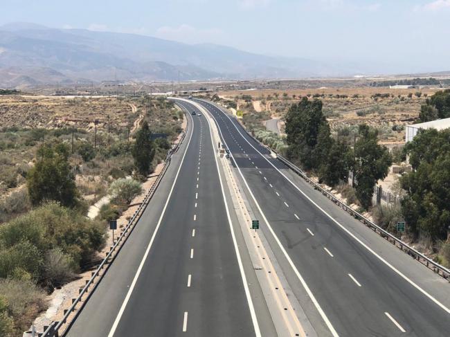La Junta adjudica el tramo El Cucador-La Concepción de la Autovía del Almanzora