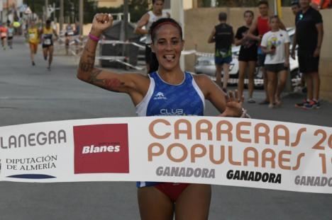 El Circuito de Carreras Populares de Diputación desembarca en Tíjola