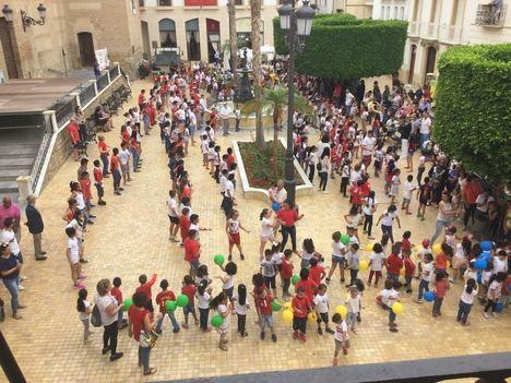 Rap y baile en Vera para celebrar el Día del Medio Ambiente