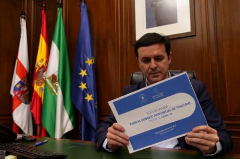 Diputación informa al sector turístico cómo superar el #COVID19