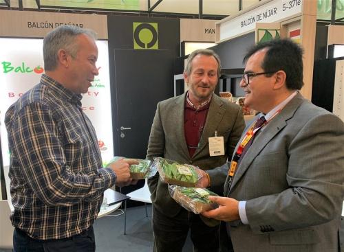 'Sabores Almería' promociona en Núremberg la producción agroalimentaria