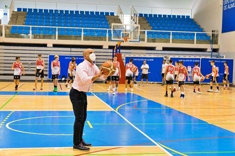 'Élite Andalucía Basket' brilla en el Moisés Ruiz