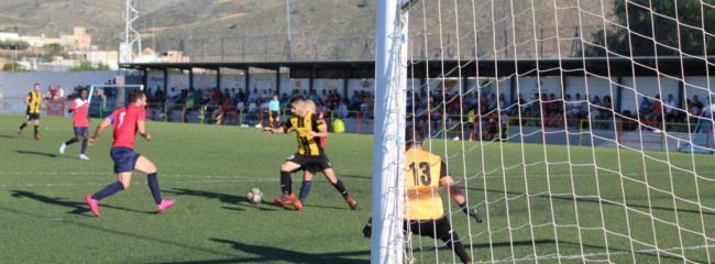 El Berja CF golea al Adra Milenaria y asegura su tercer puesto en la División de Honor
