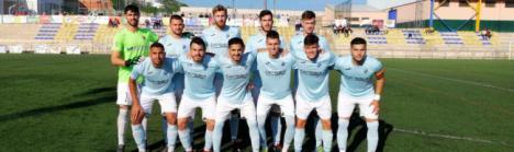 El Berja CF suma un nuevo triunfo en Navas y consolida su tercer puesto