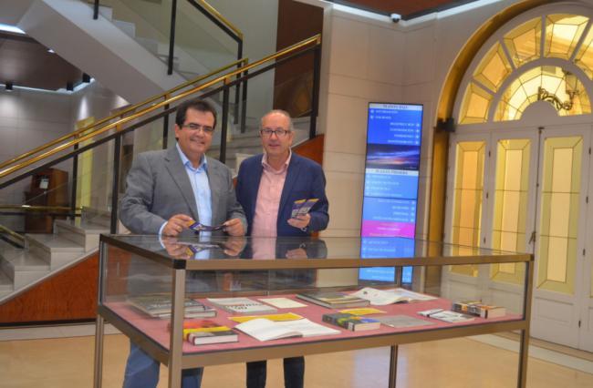 La gastronomía centra el Día del Libro en la Biblioteca de Diputación