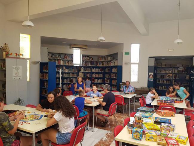 Las Bibliotecas De Vícar Adaptan Sus Horarios al Verano
