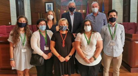 El Ayuntamiento de Vera contrata 26 trabajadores con el Plan Aire de la Junta