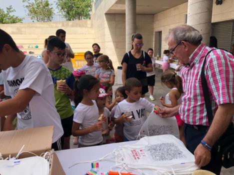Los niños de Vícar aprenden a comer bien