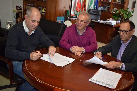 Fircosa-Instalaciones Segura acabará el Centro De Formación De La Gangosa
