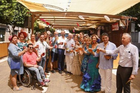 'Sabores Almería' protagonista de la imagen, sabor y animación de la tradicional Feria del Mediodía