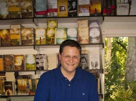 """Bruno Nievas: """"Ser escritor es una realidad pero sigue siendo un sueño"""""""