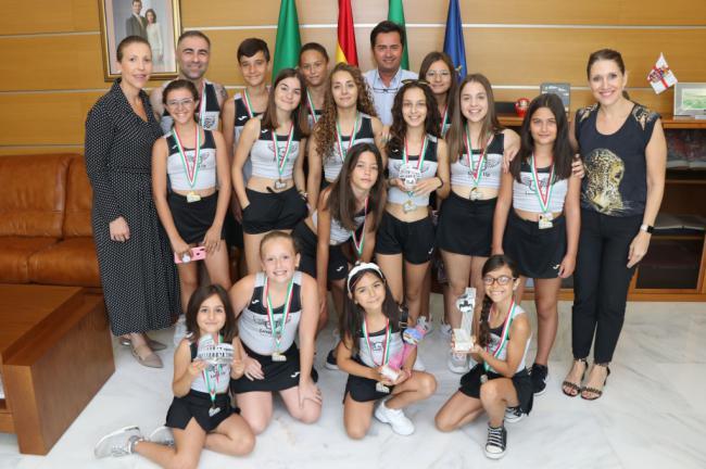 'Brutal Panda' se proclama en Roma subcampeones de Europa showdance infantil