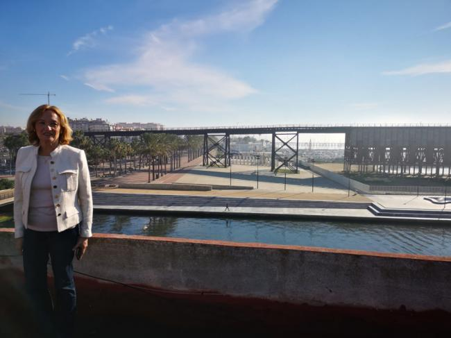 El Gobierno de España asigna 2,2 millones de euros al Puerto de Almería para restaurar el Cable Inglés