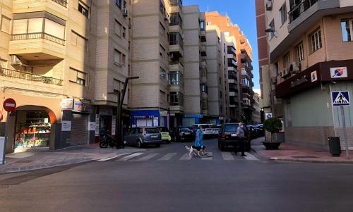 Acuerdo para la remodelación integral de la calle Los Picos en 2021