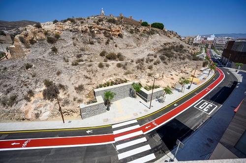 El Ayuntamiento abre al tráfico el nuevo vial ampliado de la calle Pósito