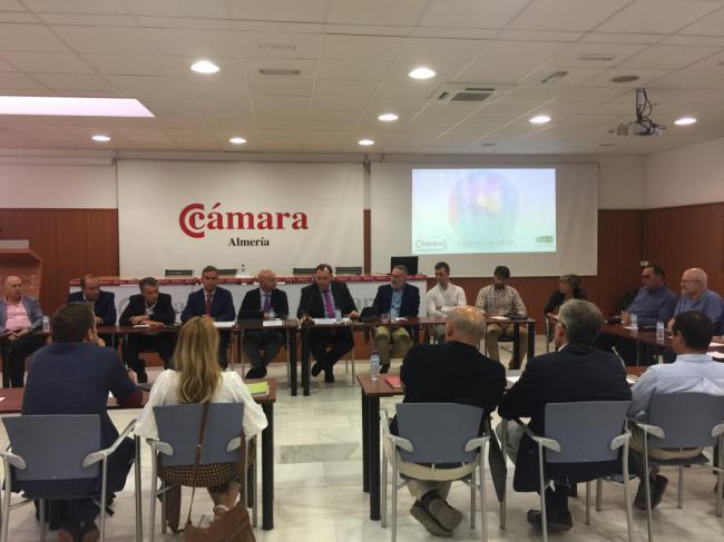 Extenda potenciará su actividad en Almería