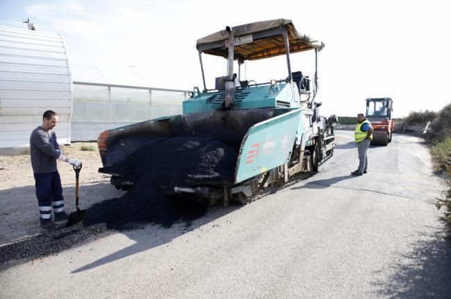 El Ayuntamiento adjudica las obras de mejora del acceso norte del barrio de Bellavista