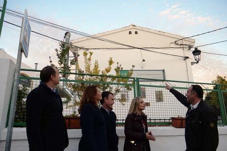 Maribel Sánchez se compromete en Felix a qeu si gana el PP habrá centro de salud