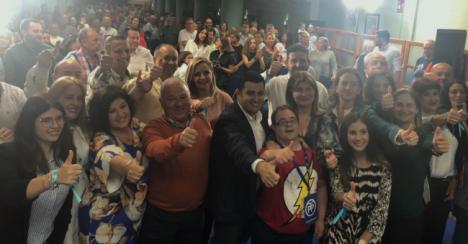 """Juan Pedro Pérez señala que """"la candidatura del PP la integran albojenses que quieren a su pueblo"""