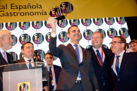 La Razón premia a Almería 2019 como Imagen de Andalucía en la categoría de 'Turismo y Eventos'
