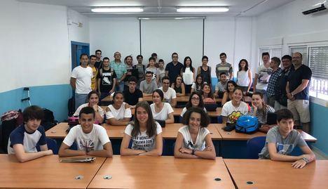 Alumnos de Música de toda España se dan cita por segundo año en Carboneras
