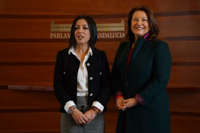 "Carmen Crespo: ""Juanma Moreno hará un cambio tranquilo que van a notar todos los andaluces"""