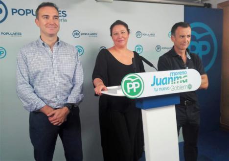 El PP denuncia que 6.900 dependientes almerienses están en lista de espera