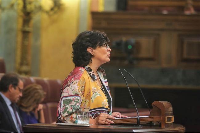 Carmen Navarro insta al Gobierno a fortalecer el turismo