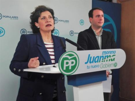 """El PP pide al Gobierno que celebre en Almería un """"Congreso Nacional de Destinos Turísticos Inteligentes"""""""