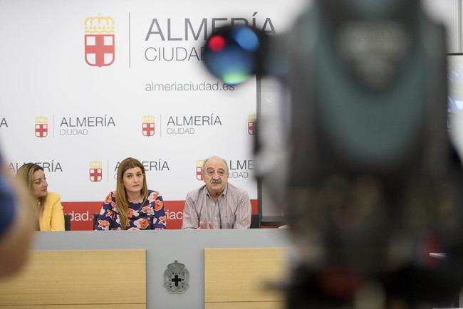 Nueve vídeos de apoyo a la candidatura Almería 2019