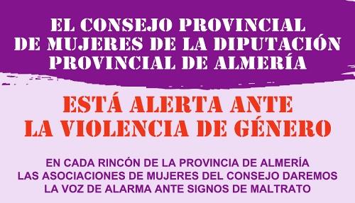Diputación impulsa una campaña de prevención contra la violencia de género