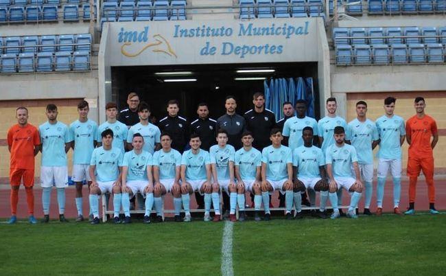 El CD El Ejido juvenil espera redondear una gran primera vuelta en Jaén