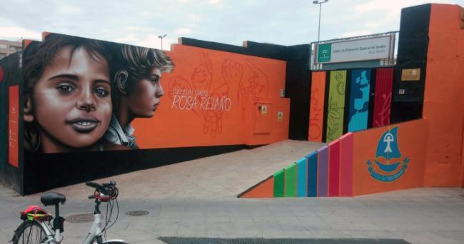 1,2 millones para mejorar el Colegio de Educación Especial Rosa Relaño de Almería