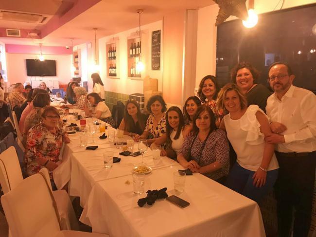 Homenaje en el 50 aniversario del CEIP La Atalaya de la Villa de Níjar
