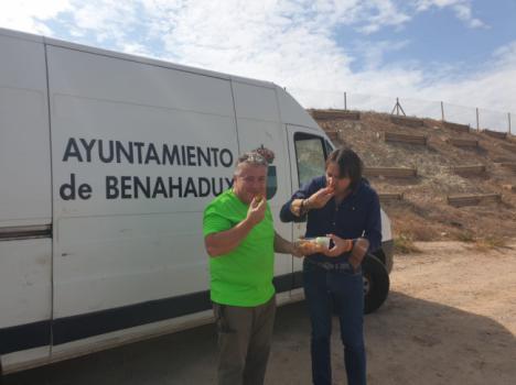 Ciudadanos quiere en Benahadux chumberas libres de la cochinilla del carmín