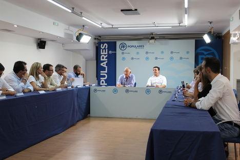 El PP celebrará tres convenciones en los próximos dos meses en Almería