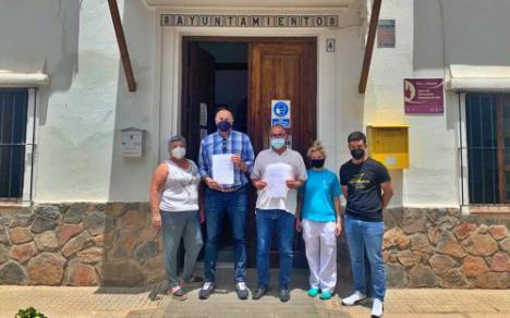 PP y Felix Vivo presentan una moción de censura en el Ayuntamiento