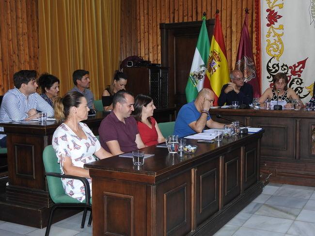 PSOE y Ciudadanos pactan subir de 40 a 300 euros las asistencias a juntas de gobierno en Huercal Overa