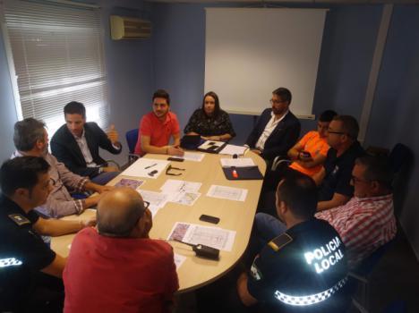 Todo listo para una nueva edición del Triatlón Cabo de Gata-Níjar