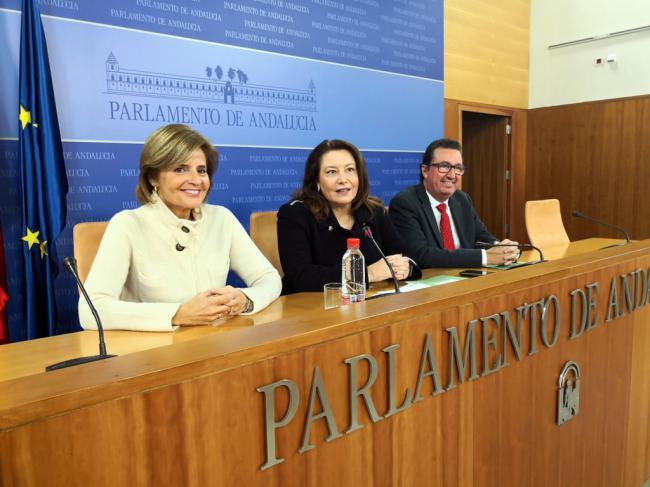 """Crespo: """"El cambio en Andalucía ya tiene fecha y su líder indiscutible es Juanma Moreno"""""""