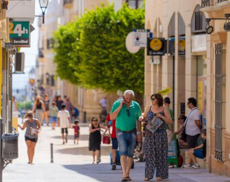 El Ayuntamiento de Vera sortea 1.000 euros para incentivar el comercio local