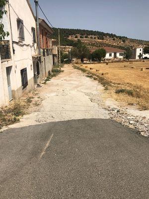 Diputación invierte 255.000 € en 'rejuvenecer' las calles y caminos de Las Tres Villas y María