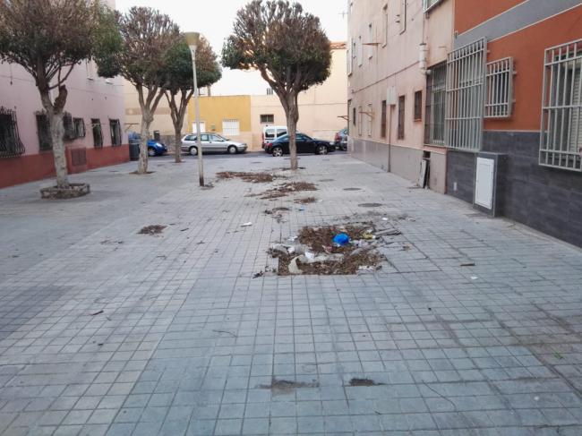 """Amalia Román: """"La inversión no llega a los barrios de Almería"""""""