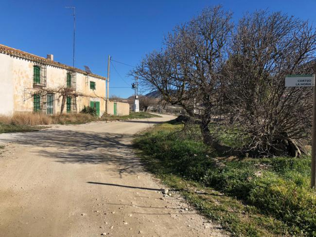 Diputación invierte 320.000 € del Plan de Caminos en mejorar siete kilómetros de Los Vélez